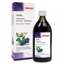 Morga Holle Holunder Sirup 380 ml