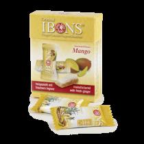Piniol Ingwer Bonbon Mango Box 60 g