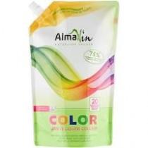 Almawin Color Flüssigwaschmittel 1.5 lt Oekopack