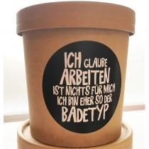 Hafer Milchbad Lavendel - Badetyp - veganes Milchbad