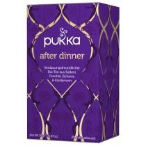 Pukka After Dinner Tee Bio 20 Btl