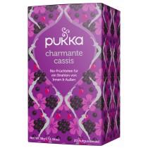 Pukka Charmante Cassis Tee Bio 20 Btl