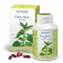 Nutrexin Eisen Aktiv 240 Kapseln