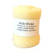 Werdenfelser Schafwolle für Wollwickel 12cm x 2 Meter