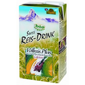Soyana Swiss Reis-Drink Vollreis Bio 12 x 1 l