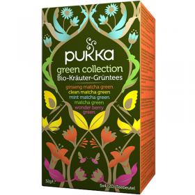Pukka Tee Green Collection