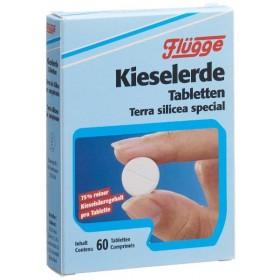 Flügge Kieselerde Tabletten à 60Stk.