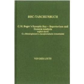 Boger C.M. - Synoptic Key - Repertorium und General Analysis