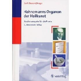 Classen Carl - Hahnemanns Organon der Heilkunst