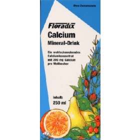 Floradix Calcium - Mineral-Drink 250ml