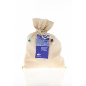 Vitasal Kristallsalz Himalaya fein im Leinenbeutel 1 kg
