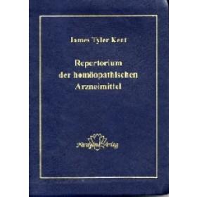 Kent,  James Tyler - Repertorium der homöopathischen Arzneimittel, Taschenformat