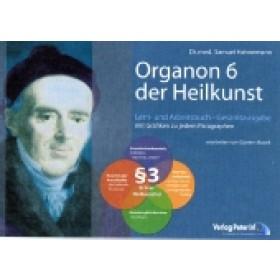 Hahnemann - Organon 6 der Heilkünste