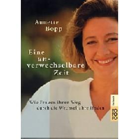 Bopp Anette - Unverwechselbare Zeiten