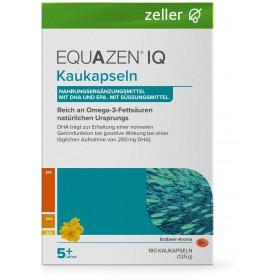 Zeller Equazen IQ Kaukapseln180 Stk