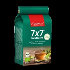 Jentschura 7x7 Kräuter Tee 250 g