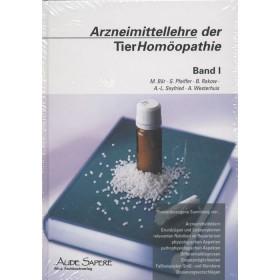 Bär M. Arzneimittellehre der Tierhomöopathie Band I
