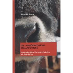Bürgmann Denise, Die homöopathische Stallapotheke