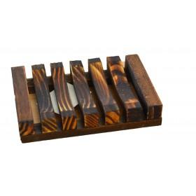 Bambus Holz Seifenablage