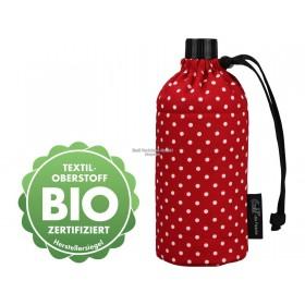 Emil Trinkflasche Bio Punkte rot 600 ml
