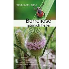 Storl Wolf-Dieter, Borreliose natürlich heilen