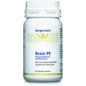 Burgerstein Brain PS 90 Kaps
