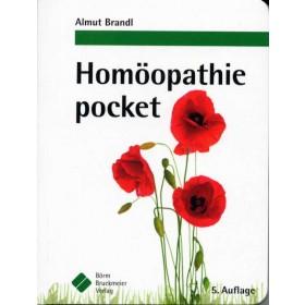 Brandl Almut, Homöopathie pocket