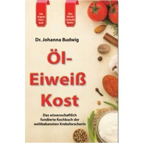 Budwig Johanna, Öl-Eiweiss-Kost