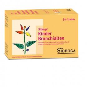 Sidroga Kinder Bronchialtee 20 Btl