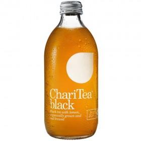 ChariTea black Schwarztee 33cl