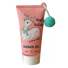 "Shower Gel ""Happy Holiday"""