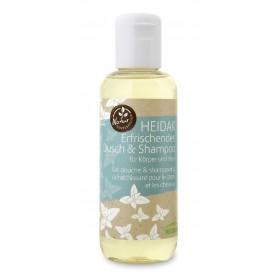 Heidak Erfrischendes Dusch und Shampoo 250ml