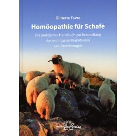 Favre Gilberte, Homöopathie für Schafe