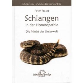 Fraser Peter, Schlangen in der Homöopathie