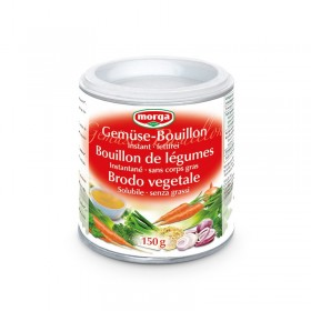 Morga Gemüse Bouillon instant fettfrei 150 g