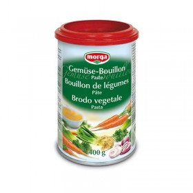 Morga Gemüse Bouillon Paste 400 g