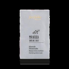 farfalla Manuka Unreine Haut, klärende Detoxmaske Tray/Spender (10x)