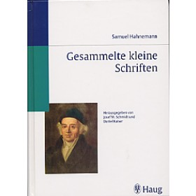 Hahnemann Samuel, Gesammelte Kleine Schriften