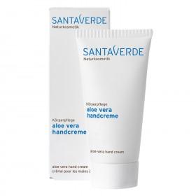 Santaverde aloe vera Handcreme 50 ml