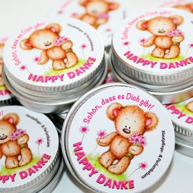 "Dufties ""Happy Danke"""