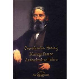 Hering Constantin, Kurzgefasste Arzneimittellehre