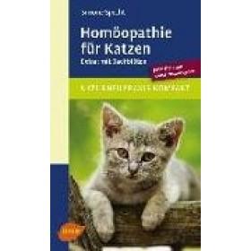 Homöopathie für Katzen von Specht Simone mit Extra: Bachblüten