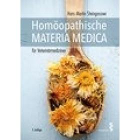 Steingassner Hans Martin, Homöopathische Materia Medica für Veterinärmediziner