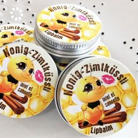 """Dufties Lippenbalsam """"Happy Honig-Zimtküssli"""""""