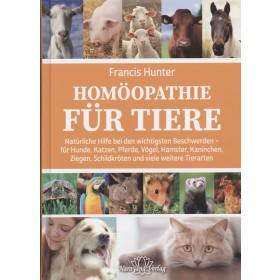 Hunter Francis, Homöopathie für Tiere