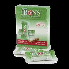 Piniol Ingwer Bonbon Classic Box 60 g