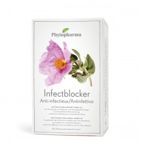 Phytopharma Infectblocker Lutschtabletten 30 Stk