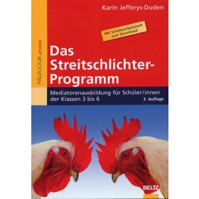Jefferys-Duden Karin, Das Streitschlichter-Pogramm