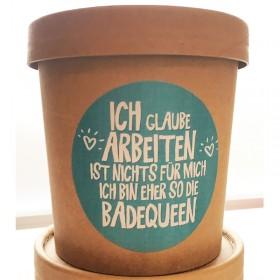 Hafer Milchbad Lavendel - Badequeen - veganes Milchbad
