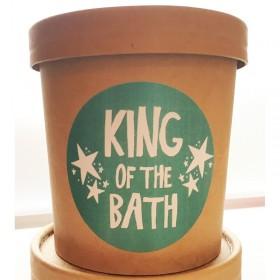 Hafer Milchbad Lavendel - King of the Bath - veganes Milchbad